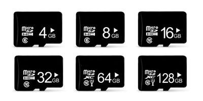 Phone Memory Cards