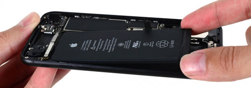 mobile phone battery replacement service
