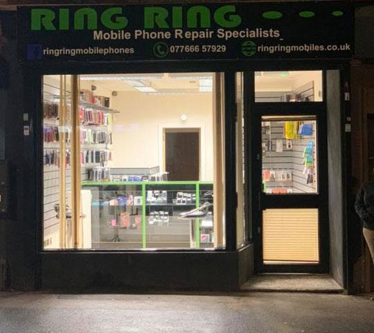 ring ring mobile repair shop